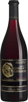 Pinot Noir Tradition AOC Neuchâtel, Château d'Auvernier 2018