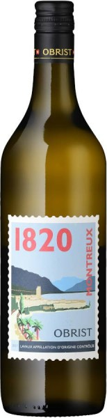 1820 Montreux Blanc AOC Lavaux 2019