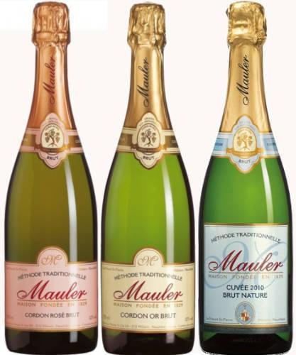 Paquet dégustation Mauler - 3 bouteilles