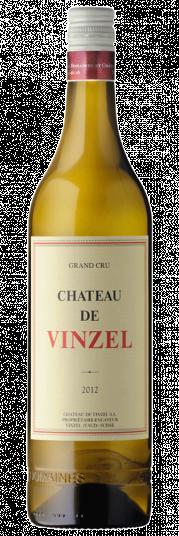 Château de Vinzel Grand Cru Vinzel, La Côte AOC 2017, Gold Medal Mondial du Chasselas 2018
