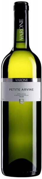 Petite Arvine AOC Valais, Philippe Varone 2019