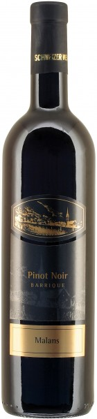 Malans Pinot Noir Barrique AOC Graubünden 2017