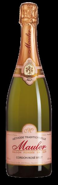 Mauler Cordon Rosé Brut 37,5cl