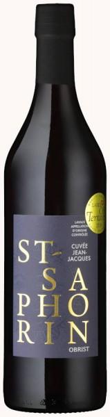 """""""Cuvée Jean-Jacques"""" Saint-Saphorin Rouge 2015 Lavaux AOC"""