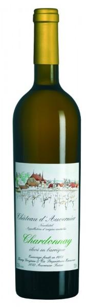 Chardonnay Élevé En Barrique 2018 Château d'Auvernier