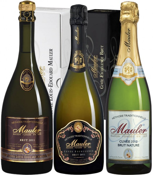 The Millésime Sparkling Box by Mauler