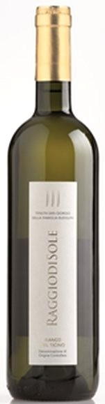 Raggio di Sole 2016 Sauvignon Blanc Doc Ticino