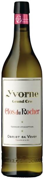 Clos du Rocher Grand Cru Yvorne AOC 2019, Gold medal Mondial du Chasselas 2020