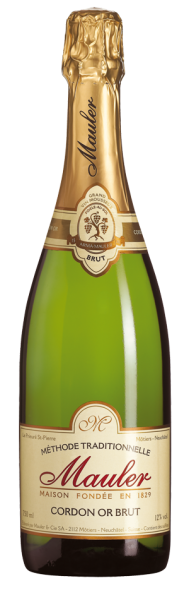 Mauler Cordon or Brut 37,5cl