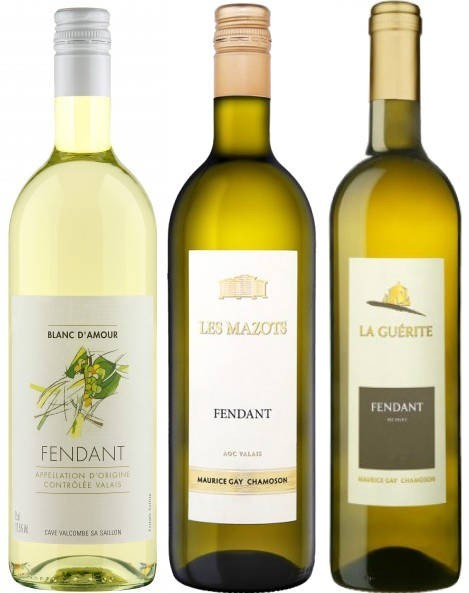 Fendant tasting package