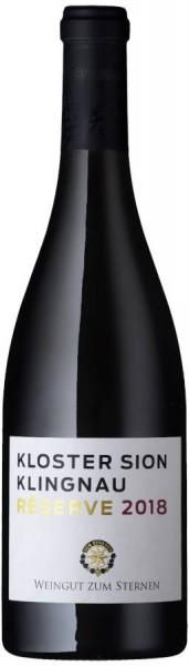 Kloster Sion Pinot Noir Réserve Klignau - Weingut zum Sternen