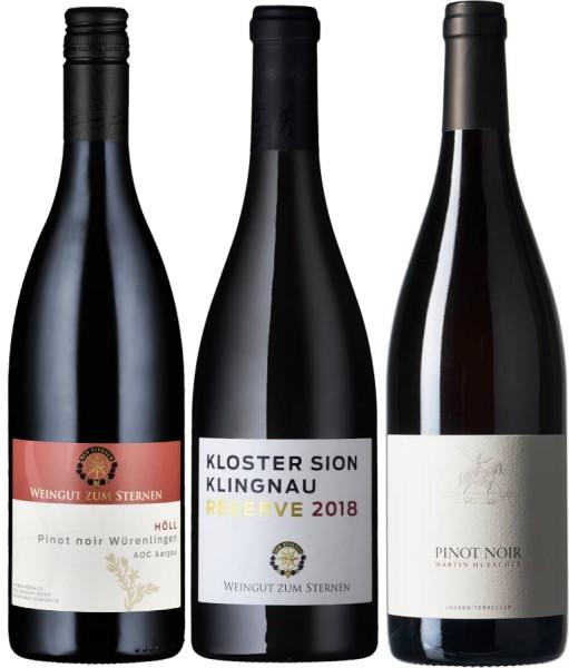 Pinot Noir tasting package