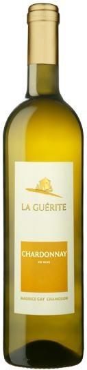 Chardonnay La Guérite Barrique AOC du Valais 2016
